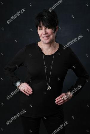 Editorial image of Jennifer Lee Pryor Portrait Session, Los Angeles, USA - 04 Mar 2019