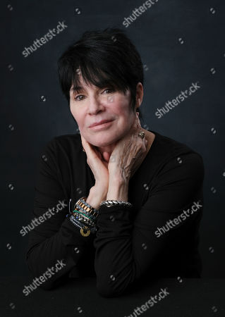 Stock Photo of Jennifer Lee Pryor, widow of the late comedian Richard Pryor, poses for a portrait, in Los Angeles