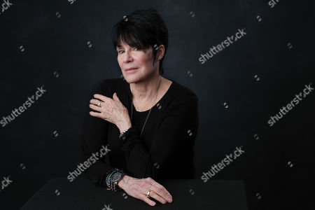 Stock Picture of Jennifer Lee Pryor, widow of the late comedian Richard Pryor, poses for a portrait, in Los Angeles