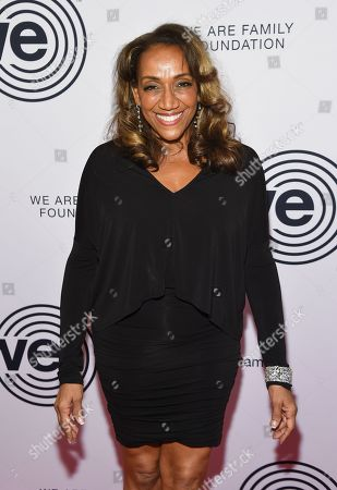 Stock Picture of Kathy Sledge