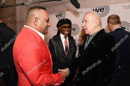 Russell Peters, Nile Rodgers and Jean Paul Gaultier