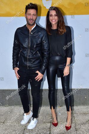 Filippo Bisciglia and Pamela Camassa