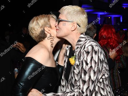 Editorial image of We Are Family Foundation Celebration Gala, Inside, Hammerstein Ballroom, New York, USA - 05 Nov 2019