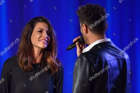 Pamela Camassa and Filippo Bisciglia