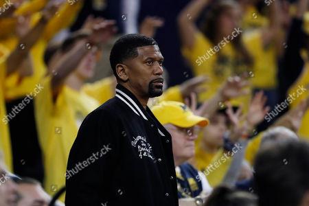 Editorial picture of Appalachian St Michigan Basketball, Ann Arbor, USA - 05 Nov 2019