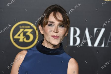 Editorial photo of Harper's Bazaar awards, Santona Palace, Madrid, Spain - 05 Nov 2019