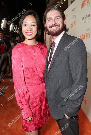 Anita Gou and Christopher Leggett