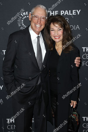Henry Schleiff and Susan Lucci