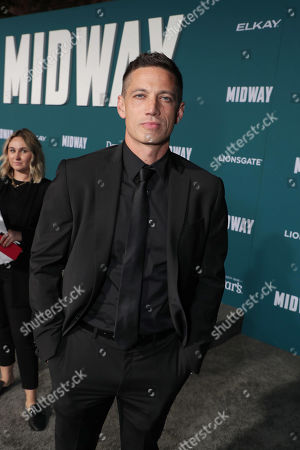 Editorial picture of Lionsgate's MIDWAY World Premiere, Los Angeles, USA - 05 Nov 2019