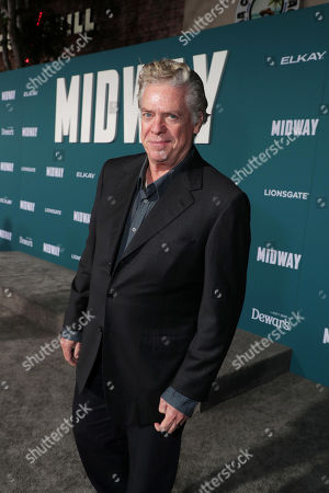 Editorial photo of Lionsgate's MIDWAY World Premiere, Los Angeles, USA - 05 Nov 2019