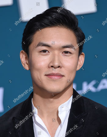 Editorial picture of 'Midway' film premiere, Arrivals, Regency Village Theatre, Los Angeles, USA - 05 Nov 2019