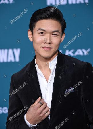 Editorial image of 'Midway' film premiere, Arrivals, Regency Village Theatre, Los Angeles, USA - 05 Nov 2019