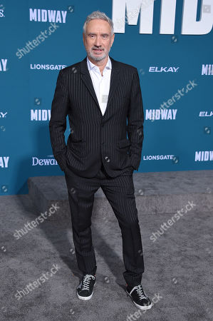 Stock Picture of Roland Emmerich