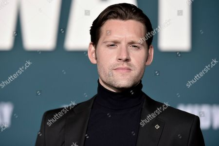 """Stock Photo of Luke Kleintank attends the world premiere of """"Midway"""" at the Regency Village Theatre, in Los Angeles"""