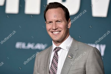 """Patrick Wilson attends the world premiere of """"Midway"""" at the Regency Village Theatre, in Los Angeles"""