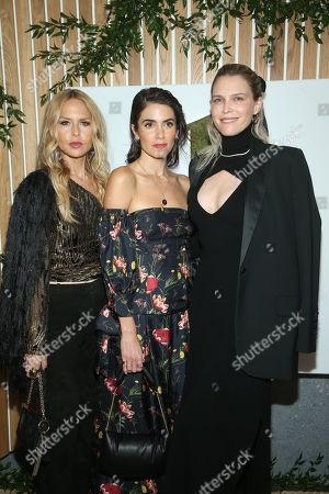 Rachel Zoe, Nikki Reed and Sara Foster