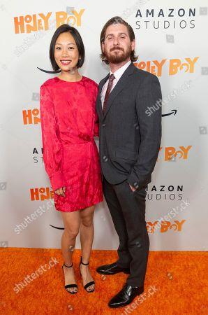 """Editorial image of LA Premiere of """"Honey Boy"""", Los Angeles, USA - 05 Nov 2019"""