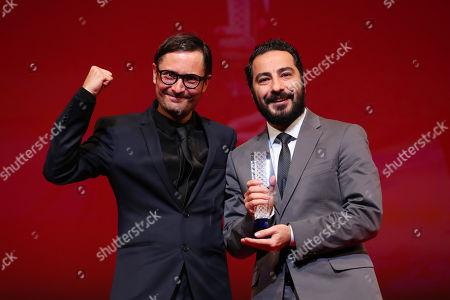 Editorial photo of Closing Ceremony, Tokyo International Film Festival, Japan - 05 Nov 2019