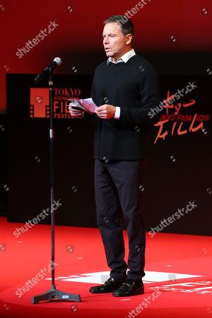 Editorial picture of Closing Ceremony, Tokyo International Film Festival, Japan - 05 Nov 2019