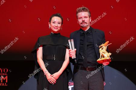 Editorial image of Closing Ceremony, Tokyo International Film Festival, Japan - 05 Nov 2019
