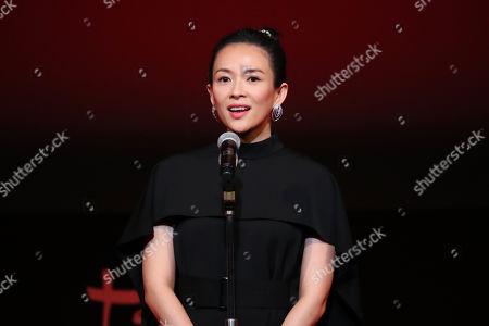 Stock Photo of Zhang Ziyi