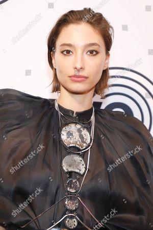 Stock Photo of Alexandra Agoston