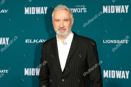 Editorial photo of Midway premiere in Los Angeles, USA - 05 Nov 2019