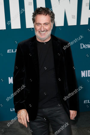 Editorial picture of Midway premiere in Los Angeles, USA - 05 Nov 2019