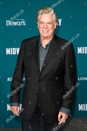 Editorial image of Midway premiere in Los Angeles, USA - 05 Nov 2019