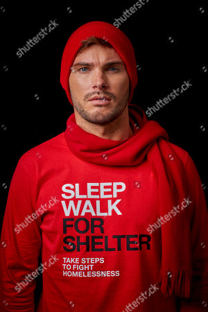Kieron Richardson joins celebrities to encourage the UK to sign up for Sleep Walk for Shelter, a 10k walk happening across London and Manchester this December to fight homelessness.