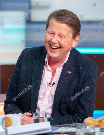 Editorial image of 'Good Morning Britain' TV show, London, UK - 06 Nov 2019