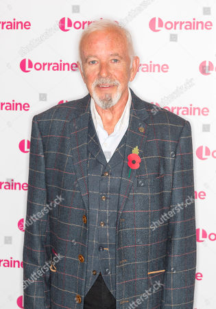 Editorial picture of 'Lorraine' TV show, London, UK - 06 Nov 2019
