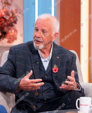 Editorial photo of 'Lorraine' TV show, London, UK - 06 Nov 2019