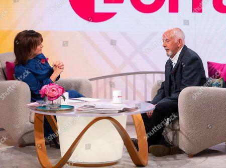 Editorial image of 'Lorraine' TV show, London, UK - 06 Nov 2019