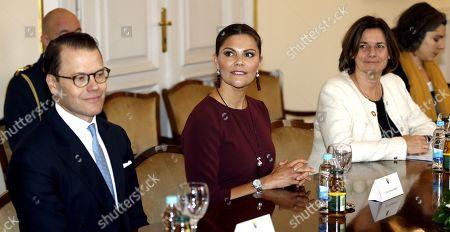 Editorial photo of Swedish Crown Princess Victoria visits Sarajevo, Bosnia And Herzegovina - 06 Nov 2019