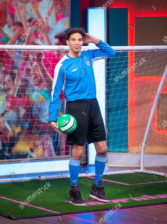 Stock Picture of David James