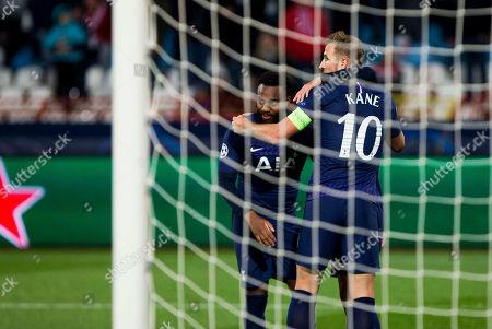 Editorial image of Red Star Belgrade v Tottenham Hotspur, UEFA Champions League, Group B, Football, Rajko Mitic Stadium, Serbia - 06 Nov 2019
