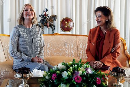 Editorial image of US Ivanka Trump, Rabat, Morocco - 06 Nov 2019