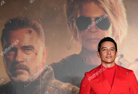 Gabriel Luna attends the Japanese premiere of 'Terminator: Dark Fate' in Tokyo, Japan, 06 November 2019. The movie will open in theaters across Japan on 08 November 2019.