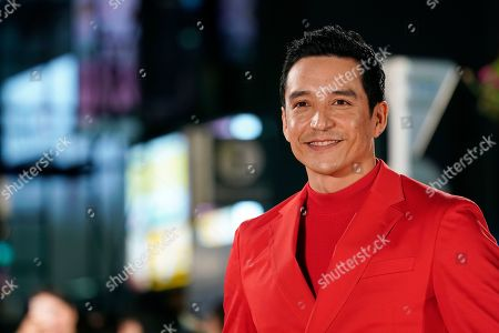 Gabriel Luna poses at the Japanese premiere of 'Terminator: Dark Fate' in Tokyo, Japan, 06 November 2019. The movie will open in theaters across Japan on 08 November 2019.