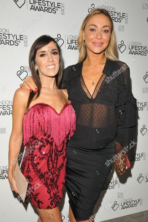 Janette Manrara and Luba Mushtuk