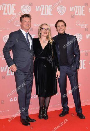 Editorial photo of 'My Zoe' film premiere, Arrivals, Berlin, Germany - 05 Nov 2019
