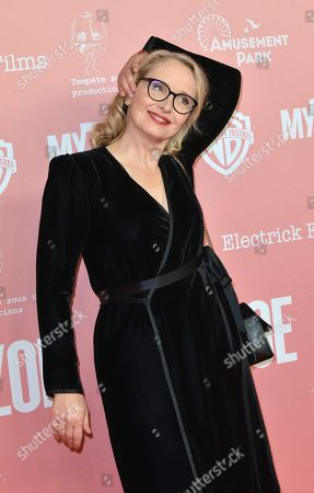 Stock Photo of Julie Delpy