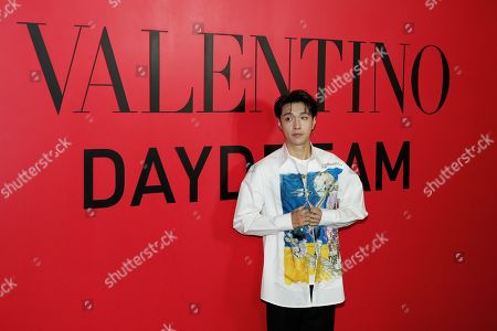 Editorial image of Valentino, Beijing, China - 06 Nov 2019