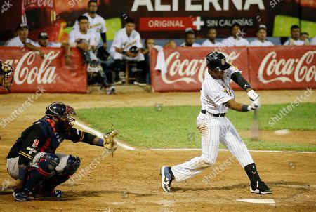 Editorial picture of Baseball Blues, Caracas, Venezuela - 05 Nov 2019