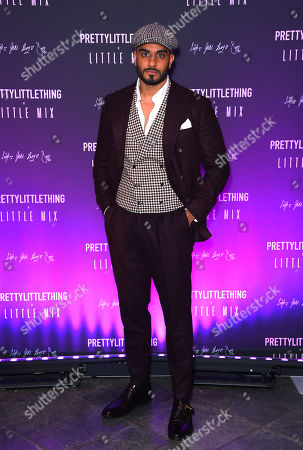 Editorial photo of PrettyLittleThing Little Mix collection launch party, London, UK - 06 Nov 2019