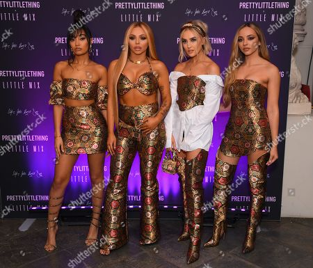 Little Mix- Leigh-Anne Pinnock, Jesy Nelson, Perrie Edwards and Jade Thirlwall