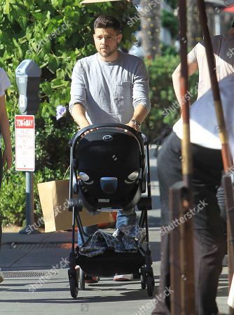 Editorial picture of Jerry Ferrara out and about, Los Angeles, USA - 05 Nov 2019
