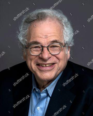 Editorial photo of Itzhak Perlman Portrait Session, New York, USA - 17 Jun 2019