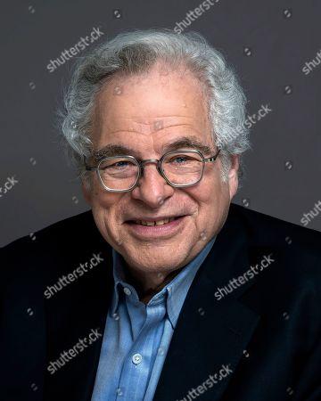 Editorial picture of Itzhak Perlman Portrait Session, New York, USA - 17 Jun 2019